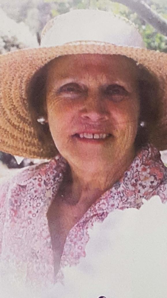 Rosemary Holmes - TALGA Founding Member