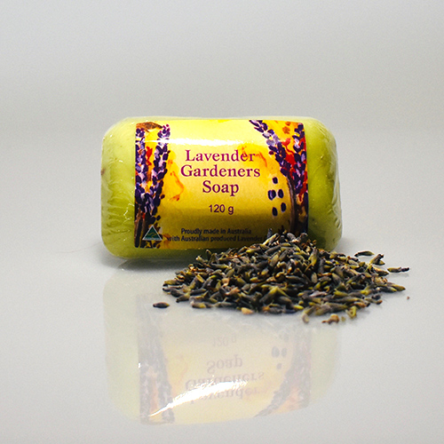 TALGA Scentimental Collection Lavender Garden Soap
