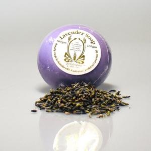 TALGA Scentimental Collection Lavender Soap