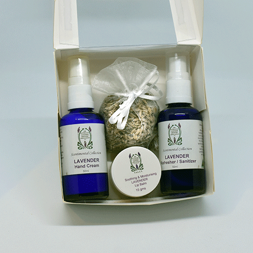 Scentimental Collection Gift Pack
