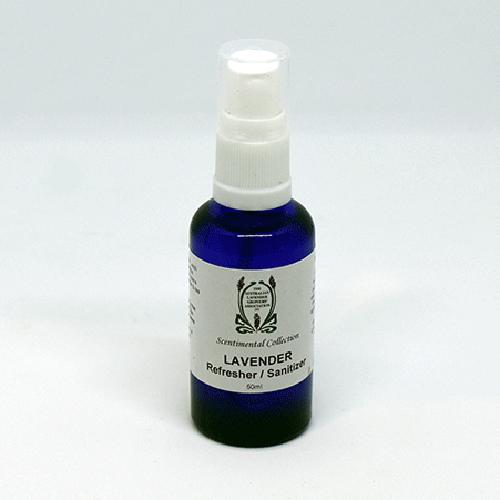 Lavender Refresher Sanitizer