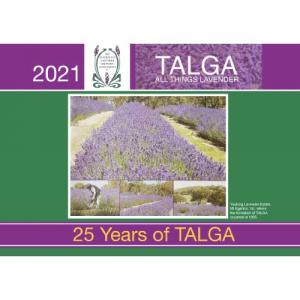 TALGA 2021 Calendar