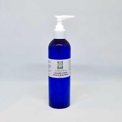 Lavender Castile Hand & Body Wash 250ml