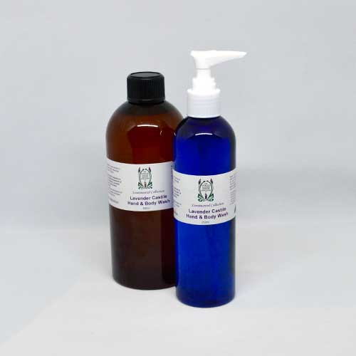 Lavender Castile Hand & Body Wash product range