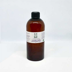 Lavender Castile Hand & Body Wash Refill 500ml